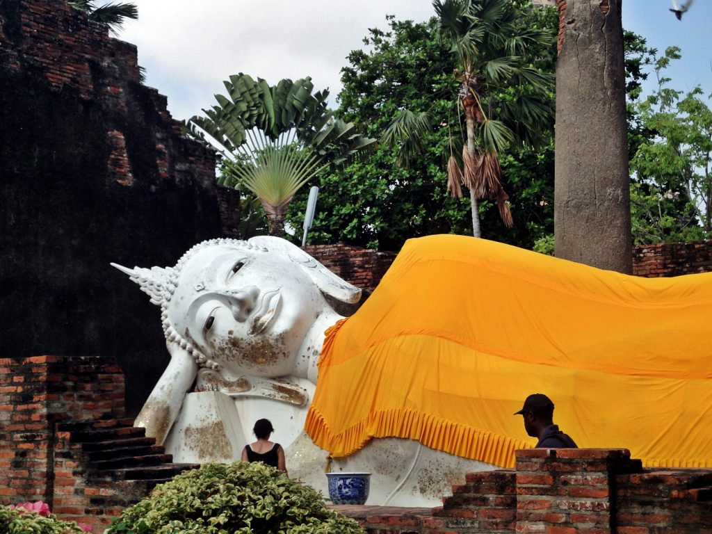 Buddha Ayutthaya Thailand