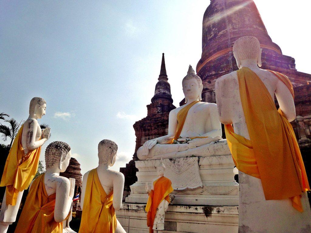 Buddha Tempel Thailand