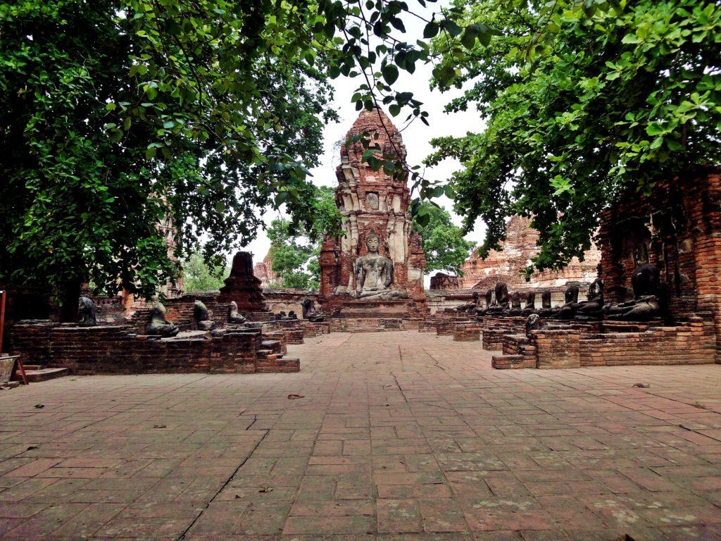 Mahathat Tempel Thailand