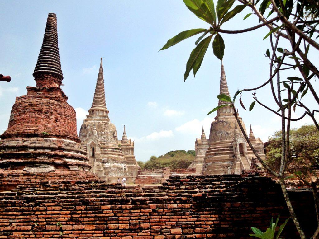 Sanphet Ayutthaya Thailand