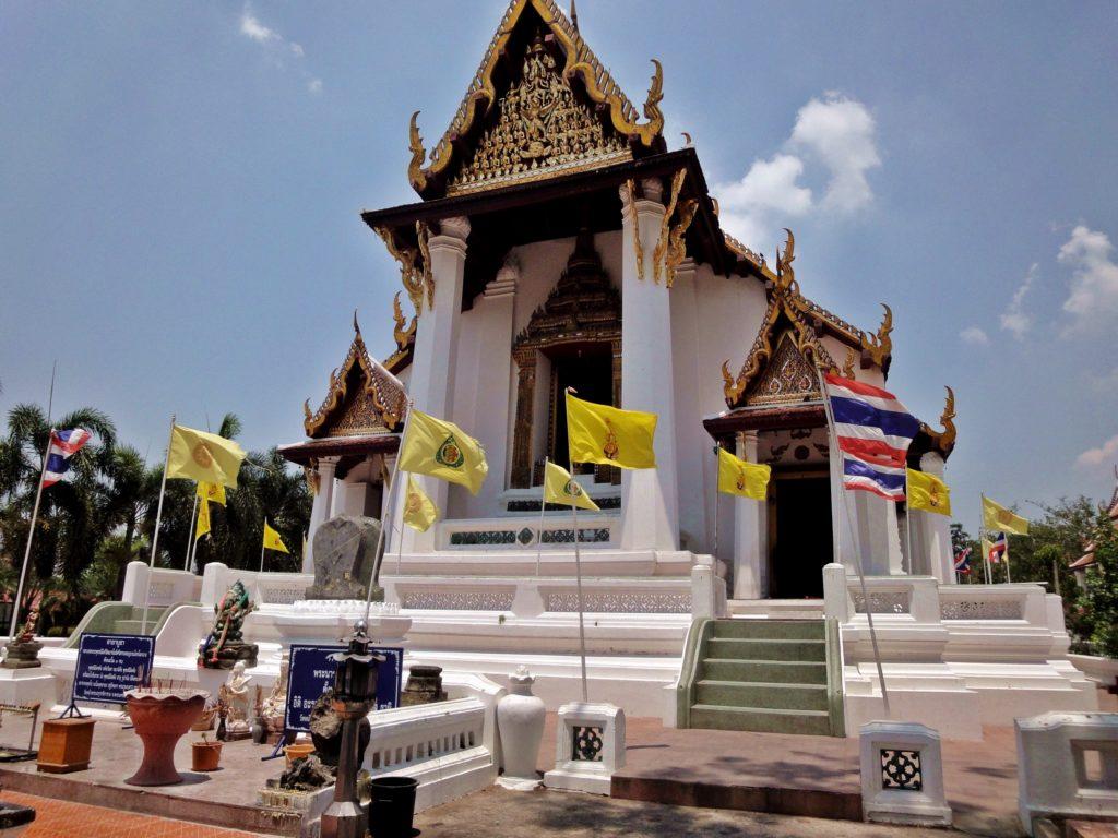 Thailand Tempel Ayutthaya