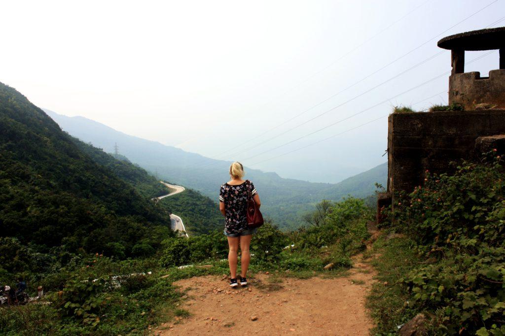 Vietnam Wolkenpass