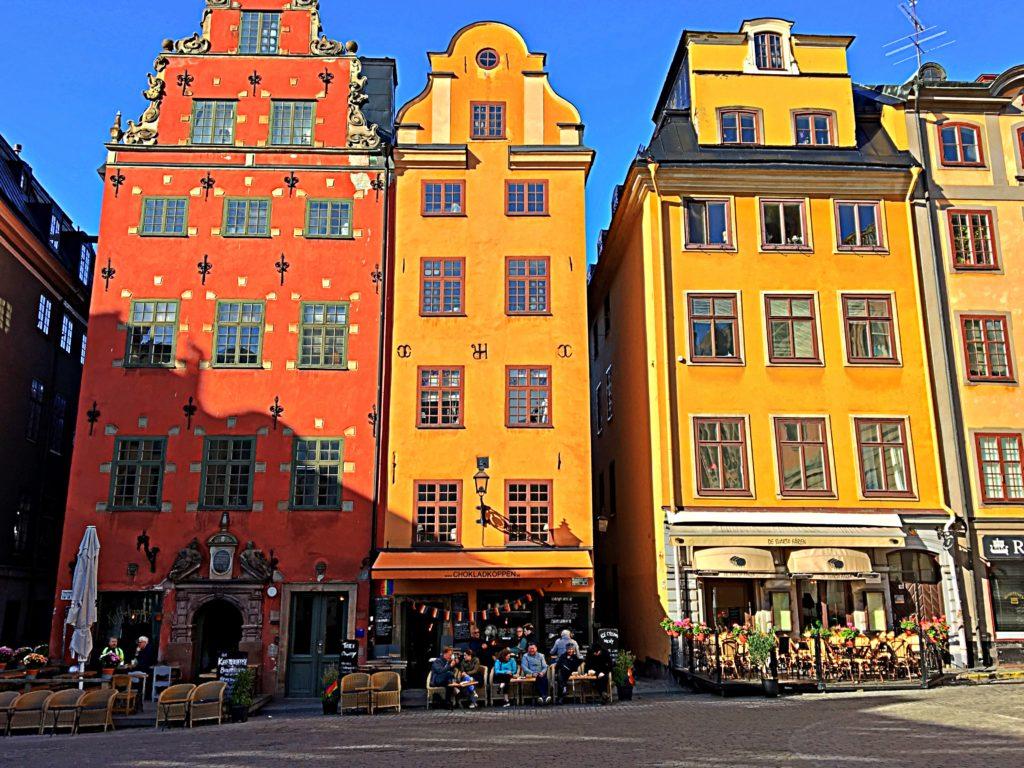 Kreuzfahrt - Stockholm AIDAmar Ostsee - Altstadt Gamla stan