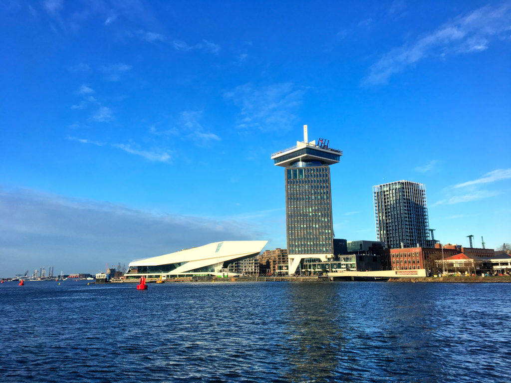 EYE Film Museum Amsterdam- Wochenende in Amsterdam