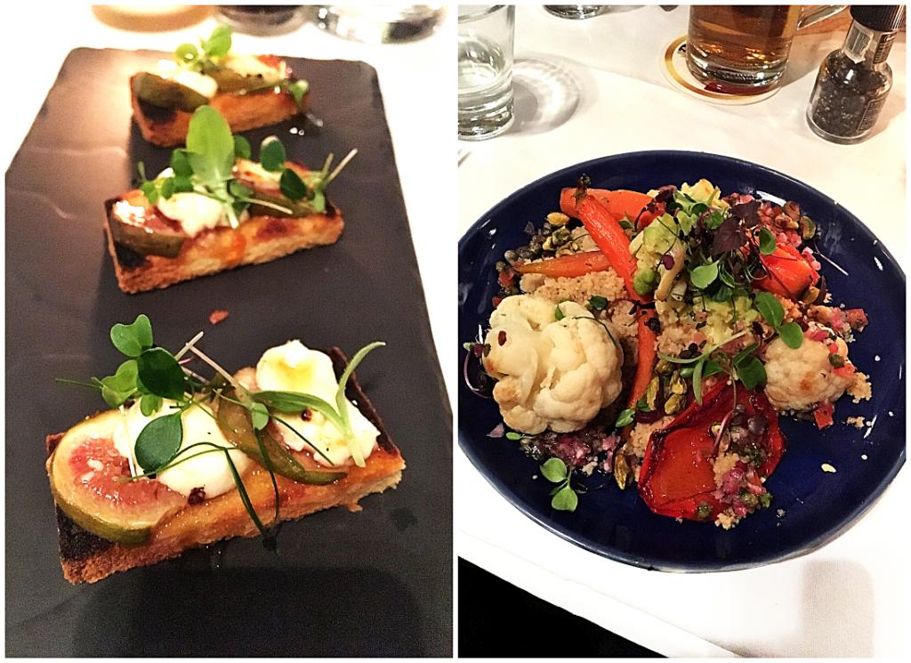 Essen in Amsterdam - Restaurant-Café De IJKantine
