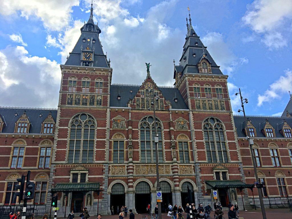 Rijksmuseum Amsterdam - Wochenende in Amsterdam