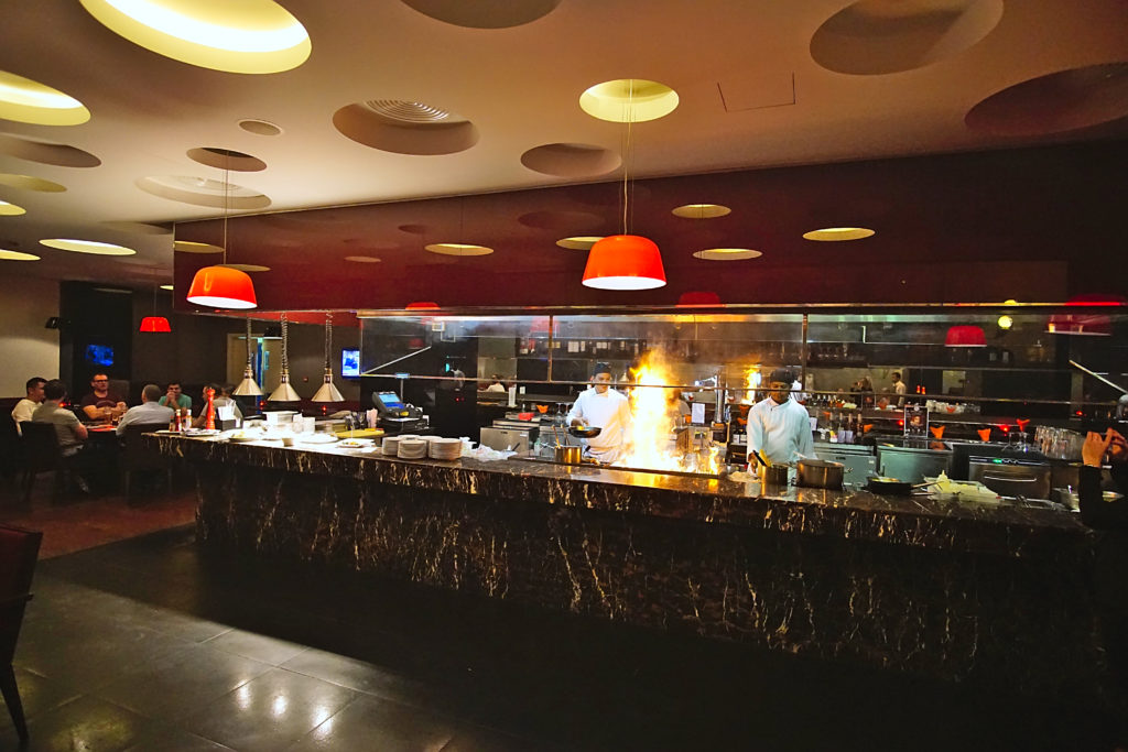 Park Inn by Radisson Muscat - Muscat Stadt Hotel - Restaurant Grill BBQ