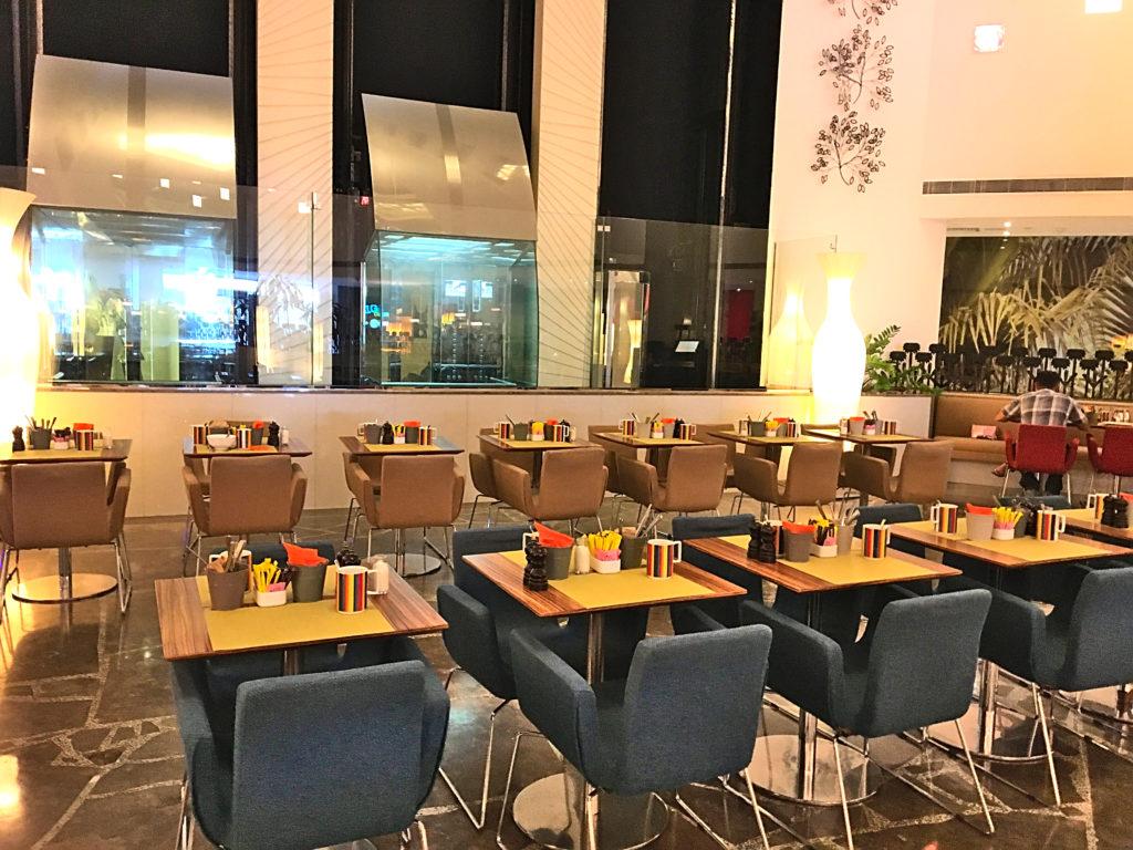 Park Inn by Radisson Muscat - Muscat Stadt Hotel - Restaurant Buffet Frühstück